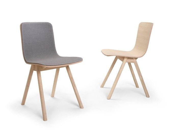 The chair Kali by Jasper Morrison, part of Offecct's collaboration with NGO ECONEF http://bit.ly/offecct-kali