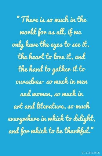 Anne Of Green Gables Love Quotes