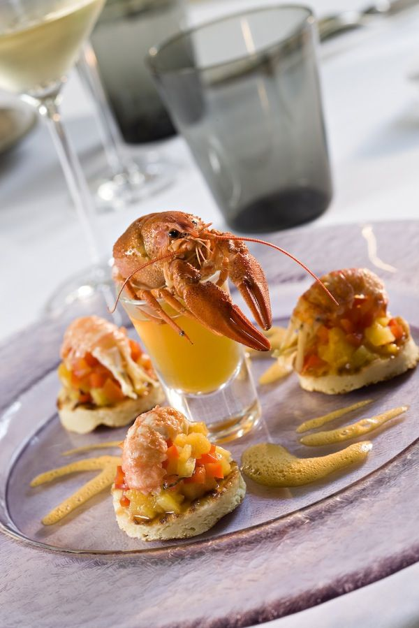 lobster appetizer   Cooking recipes, Food, Lobster appetizers