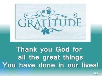 Thank you God. <3