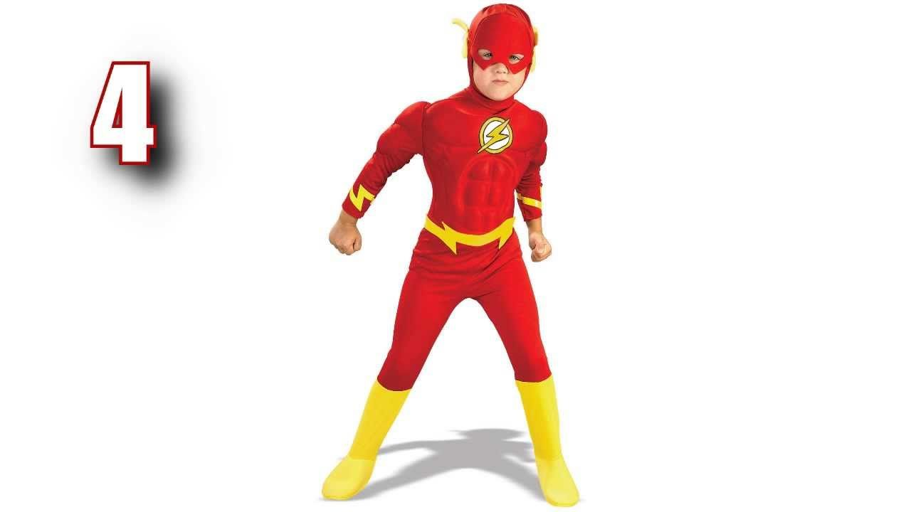 20 Disfraces De Superheroe Para Niños y Niñas