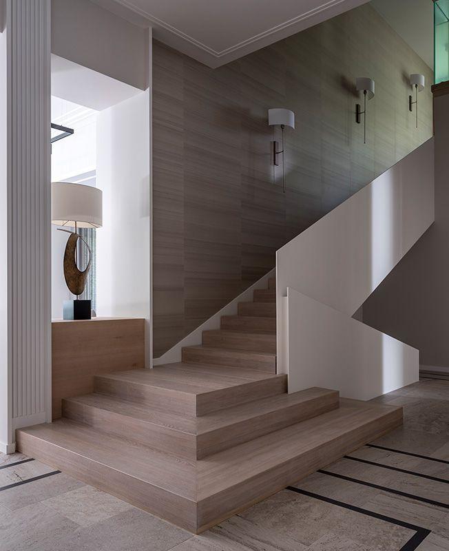 TS-Design: дом с бассейном в Барвихе | Дизайн дома, Дом ...