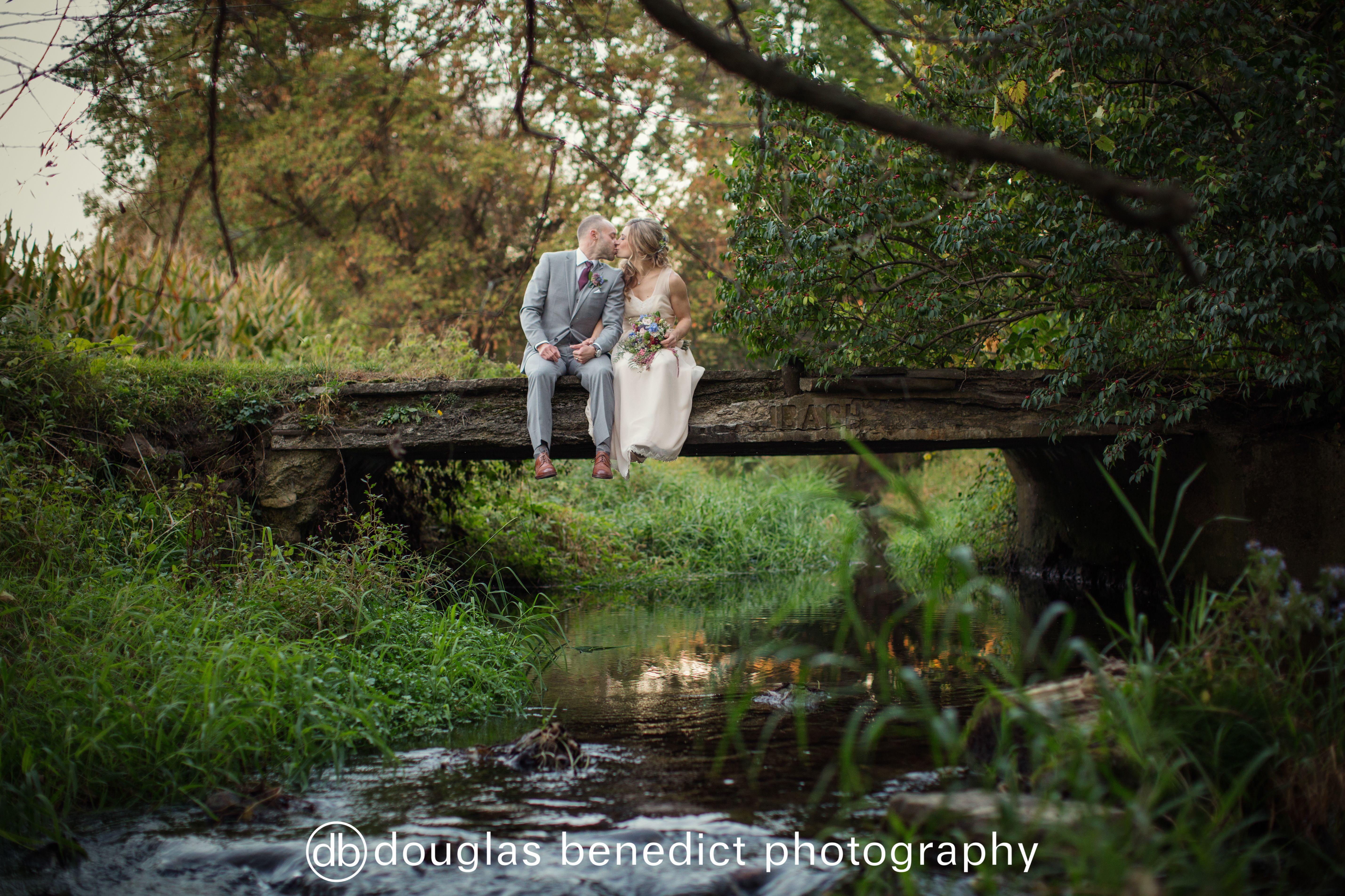 Wedding Wednesday: C & K | Lehigh valley, Nature wedding ...