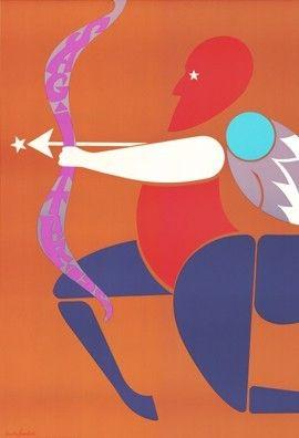 Simboli Design, 1969, Sagittarius