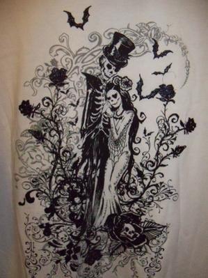 skeleton bride and groom drawing - Google Search | Ink ...