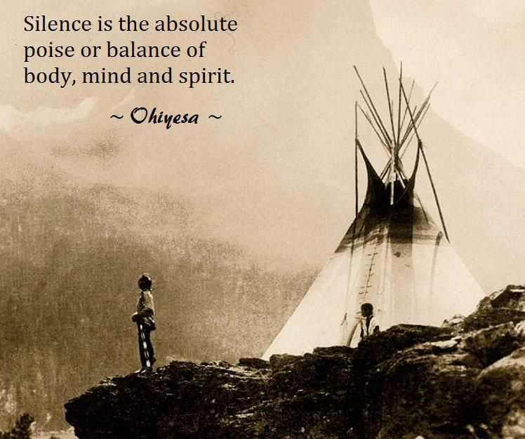 famous native american quotes about life google search