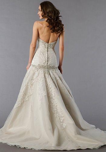 Danielle Caprese For Kleinfeld Wedding Dresses - The Knot | Wedding ...