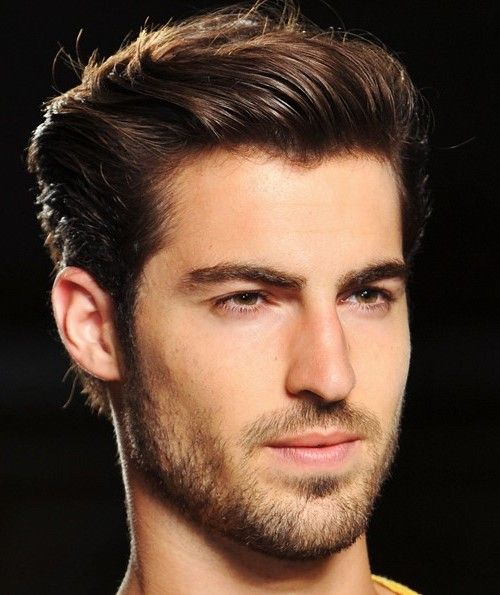 2016 Runway Inspired Hairstyles For Men Hairstyles 2016 New
