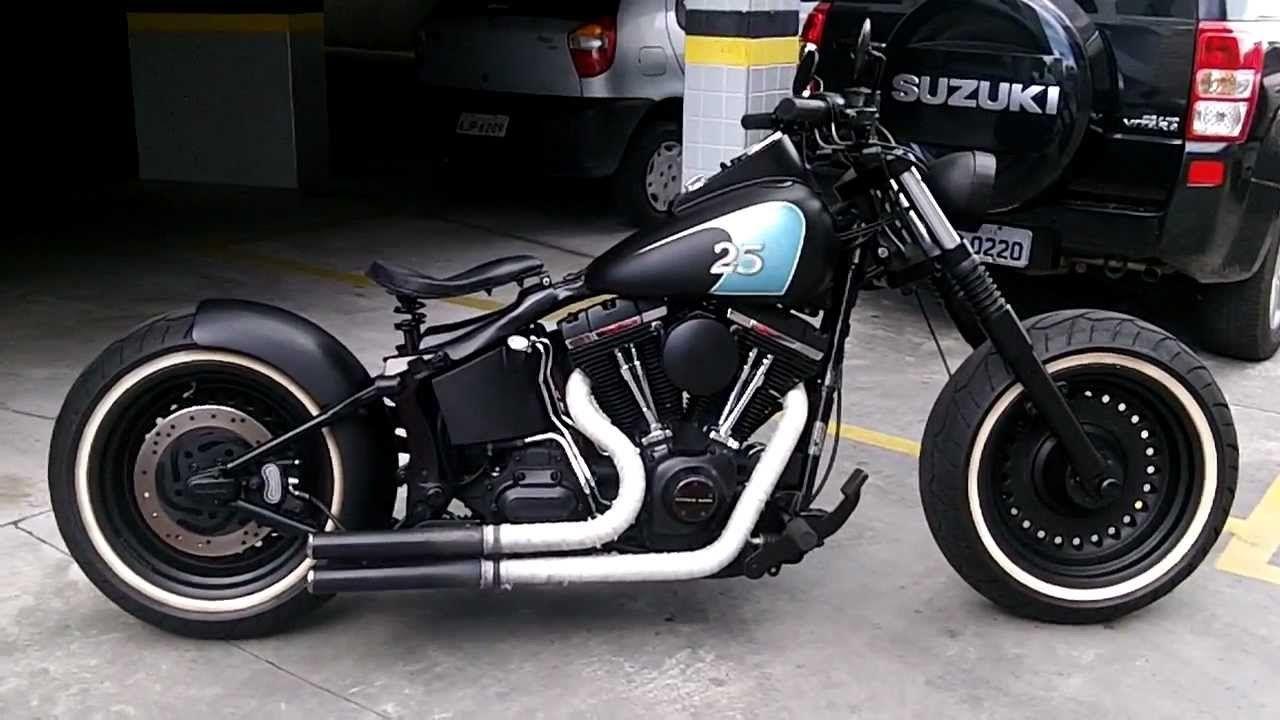 Bad Boy Harley Davidson Bobber