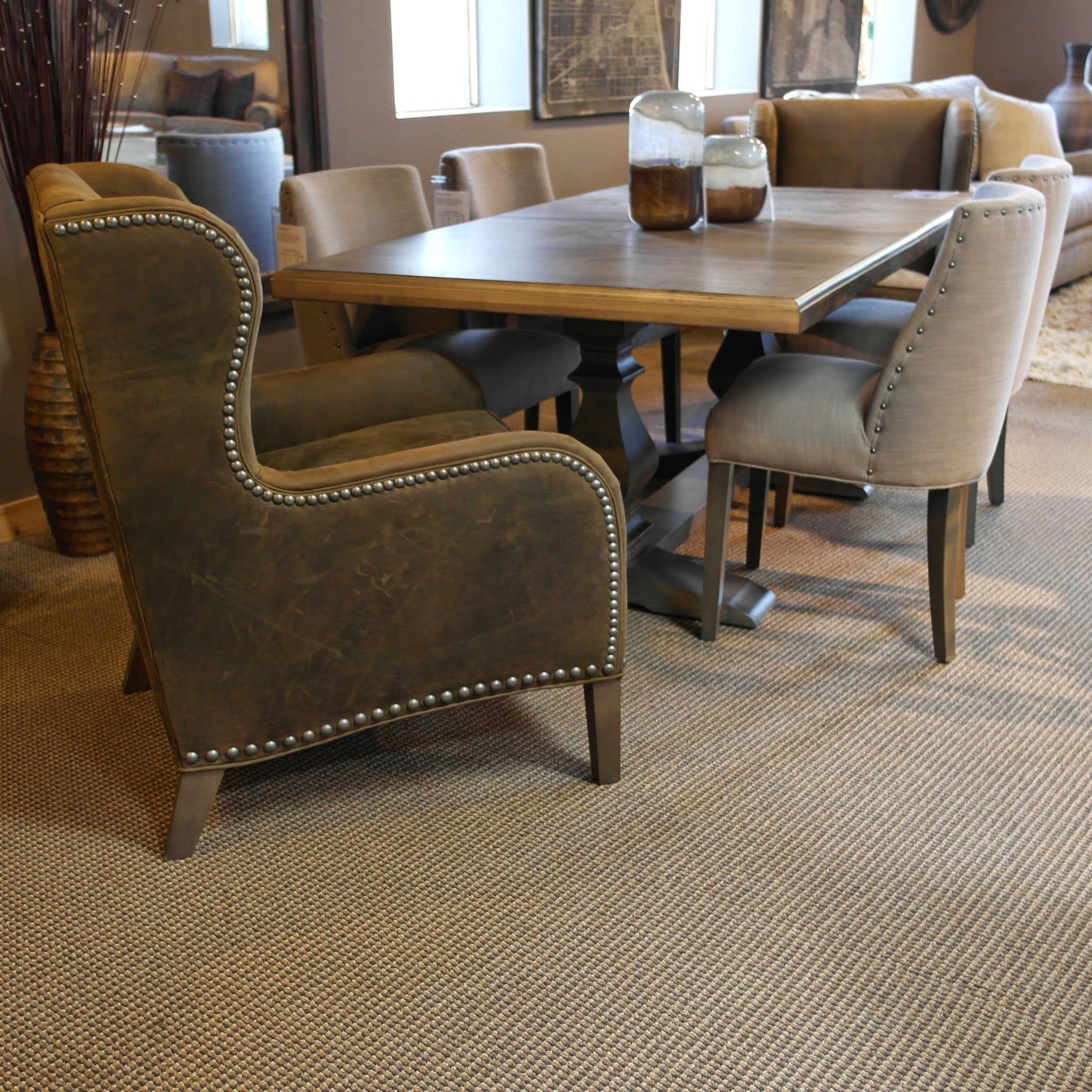 New Castle Dining Table With Taylor Arm Chairs Furniture Interiordesign Desmoines Homedecor Beautiful Style Home Photooftheday