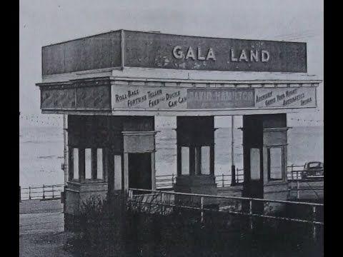Scarborough's buried levels ....Aquarium and Gala Land - YouTube