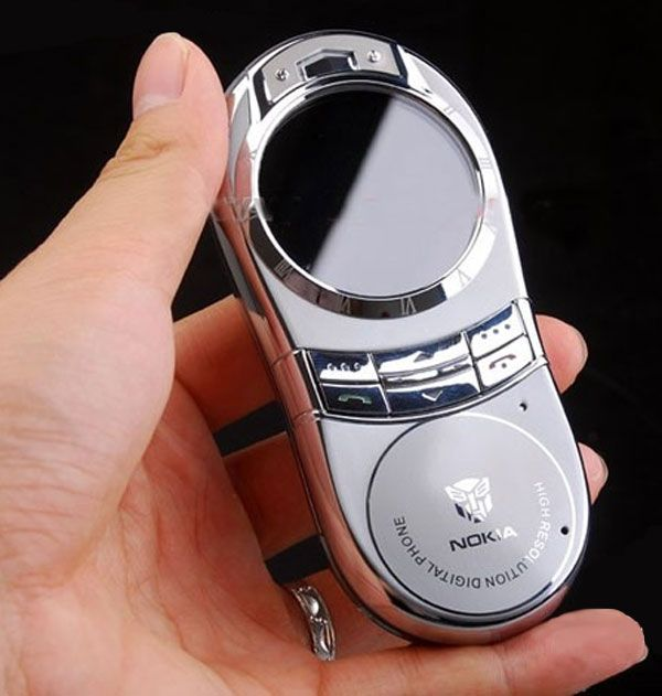 Cool High Tech Gadgets New Latest Top Technology Kingk K99 Round Phone Nokia