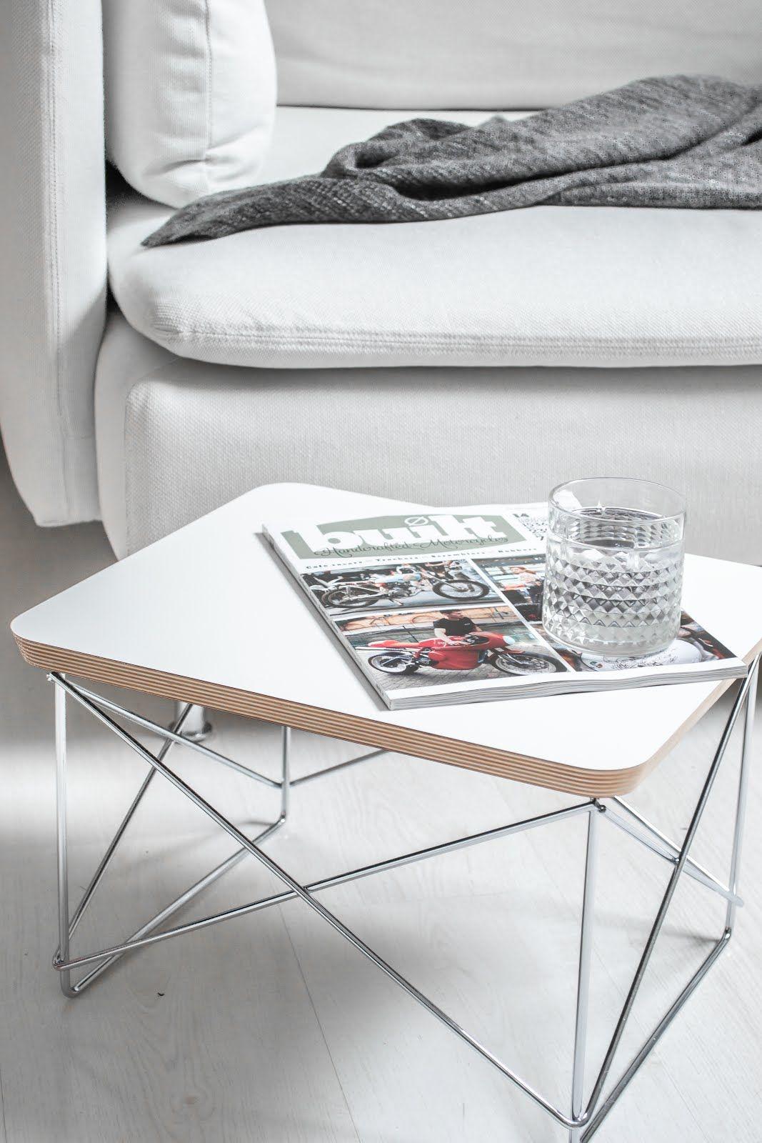 Vitra Ltr Table Charles Ray Eames Flinders Interior Design Minimal Interior Salon Tafel Side Table Occasional Table Woonkamertafels Interieur Salontafel [ 1600 x 1067 Pixel ]