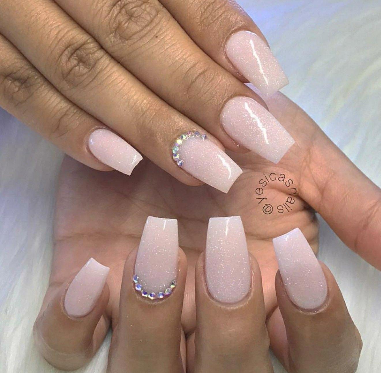 acrylic nail art videos Marble #summernailart # ...