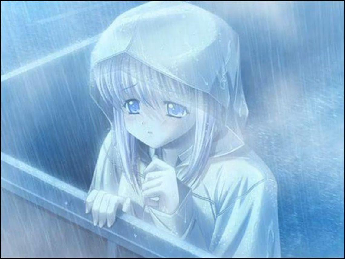 Pin On Sad Anime