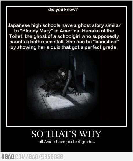 Scary asian stories