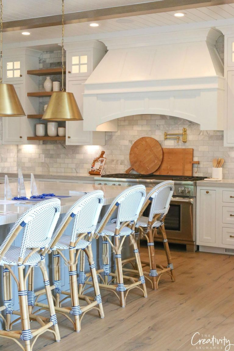 modern european meets farmhouse dream kitchen kitchens modern rh pinterest com