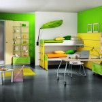 fresh child room
