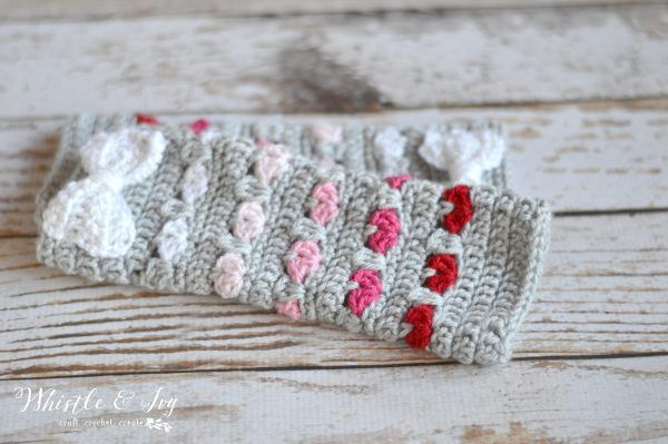 Puppy Love Arm Warmers Crochet Arm Warmers Arm Warmers And Heart