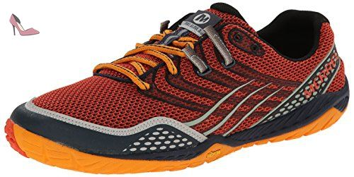 Merrell Trail Glove 3, Chaussures de homme, Multicolore