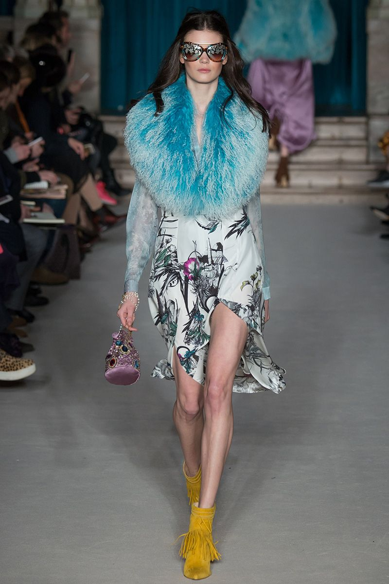 Matthew Williamson Fall 2015 RTW Runway – Vogue