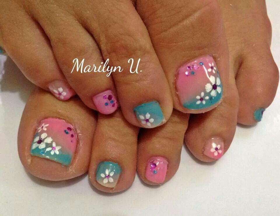 Pin by Diana Diana on Nails   Pinterest   Toe nail designs, Mani ...