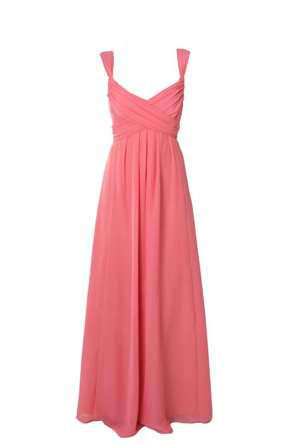 Pink bridesmaid dresses for your girls - Maids to Measure