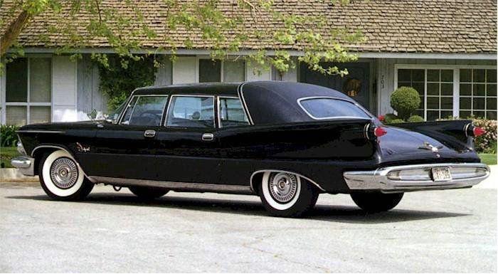 1959 Ghia Crown Imperial Limousine 392 Chrysler Hemi Engine Real