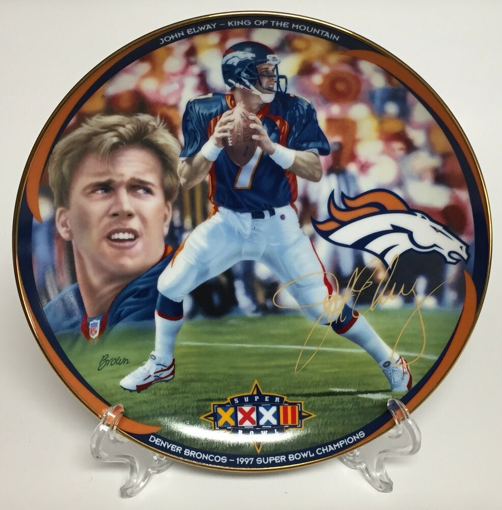 John elway king of the mountain super bowl xxxii 1997