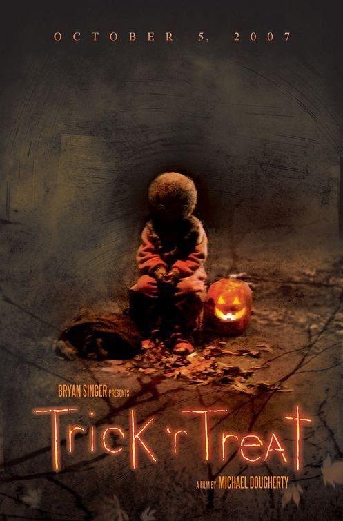 Trick R Treat Halloween Movies Spooky Movies Trick R Treat Movie
