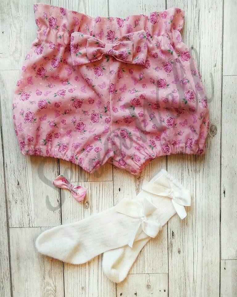 Handmade 9-12 Months Shorts Baby