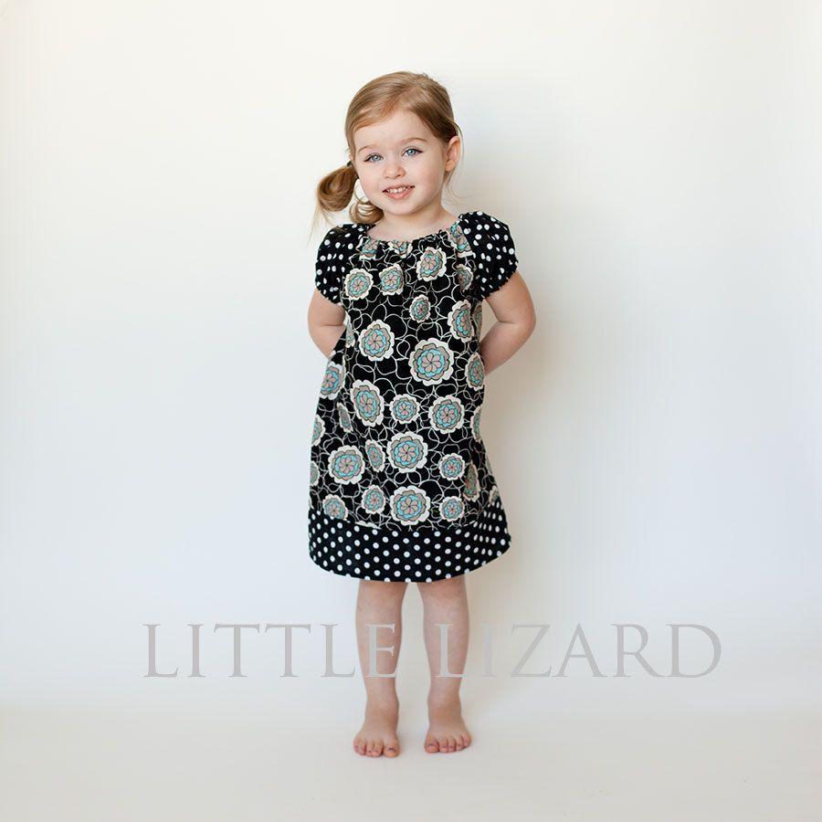 Girls peasant dress pattern girls sewing pattern long sleeve dress
