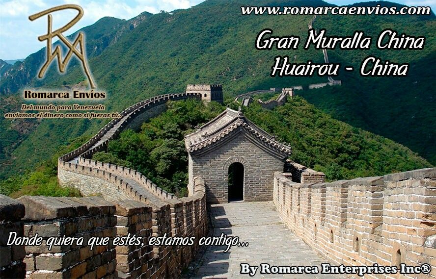 La Gran Muralla China Es Una Antigua Fortificación China Construida Y Reconstruida Entre El Siglo V A C Y Great Wall Of China Vacation Chinese Architecture