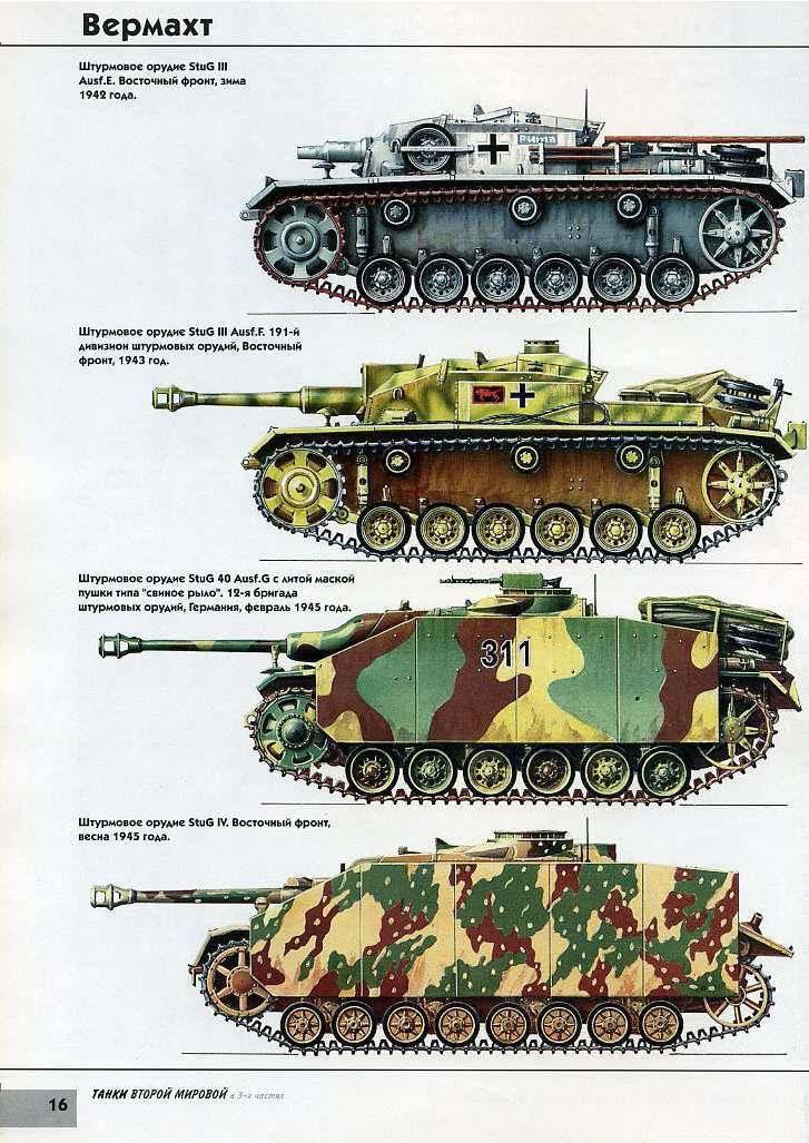 названия немецких танков с картинками