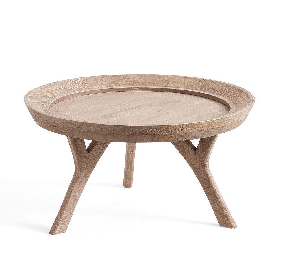 Moraga Coffee Table Small At Pottery Barn Coffee Table Pottery