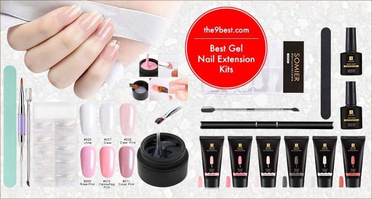 Best Professional Gel Nail Extension Kit Reviews In 2018 Gel Nail Extensions Nail Extensions Gel Nails