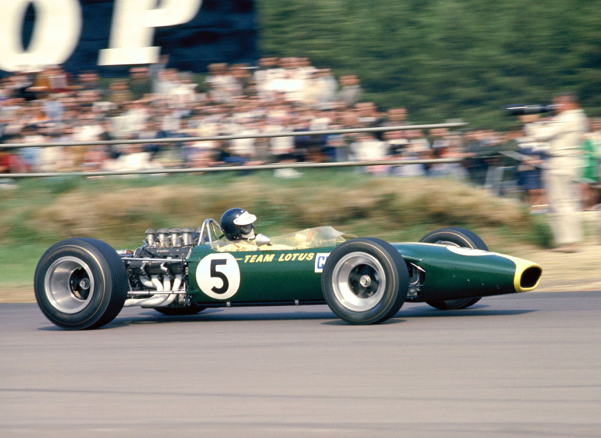 9 Days In Summer | Lotus, Cars and Grand prix