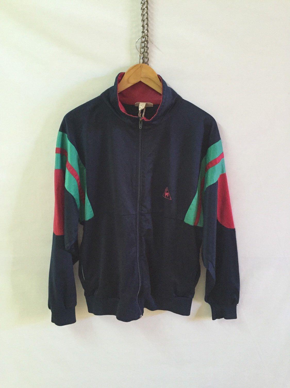 Sale Vintage Le Coq Sportif Tracksuit Zipper Jacket