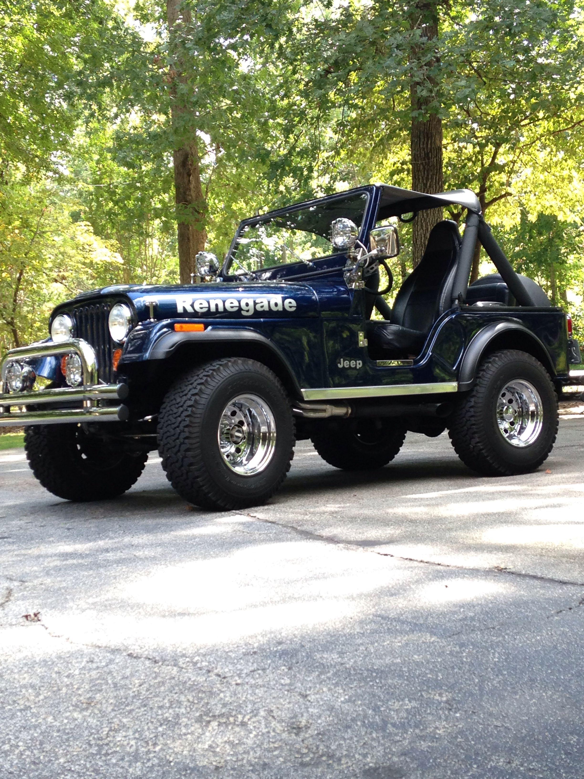 1981 jeep cj5 [ 2448 x 3264 Pixel ]