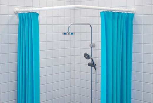 Bathroom:Rain Shower Head For Bathtub Faucet Ikea Shower Head Blue Curtain  Marmer Ideas