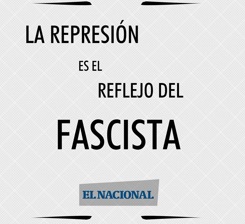 foto de: @ReporteYa Te invitamos a comentar y compartir esta frase ¡Dale RT! pic.twitter.com/OB25rdd8eu - via @Diario El Nacional