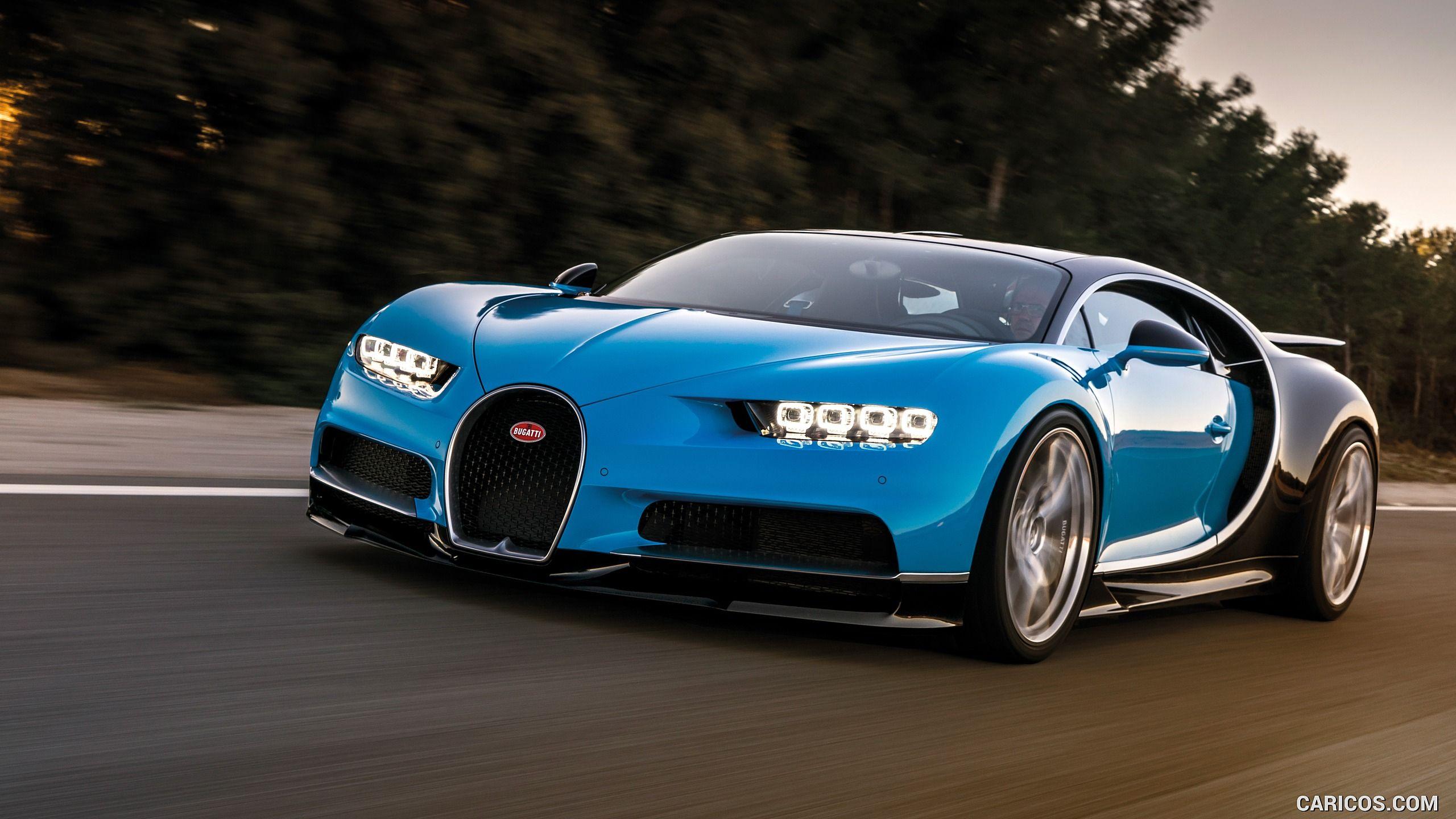 2017 Bugatti Chiron Wallpaper Bugatti Cars Bugatti Chiron Bugatti