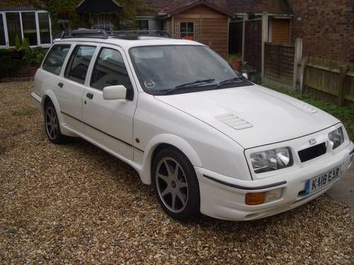 Ford Sierra Cosworth 4x4 Estate Ford Sierra Car Ford Ford Motor