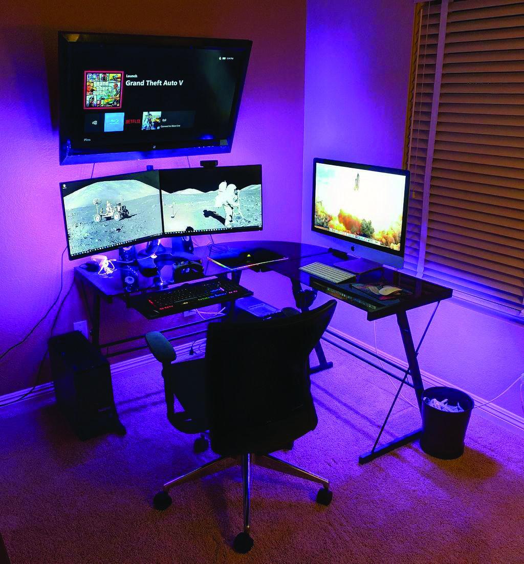 - DIY Computer Desk Concepts Gaming Computer Desk, Gaming Desk