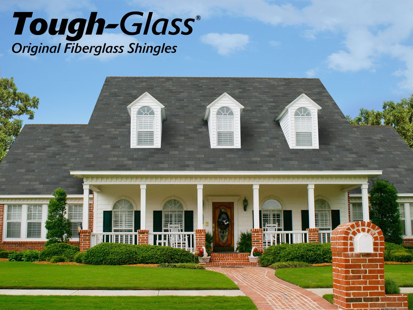 Best Toughglass® 3 Tab Shingles In Hearthstone Gray Deliver 400 x 300