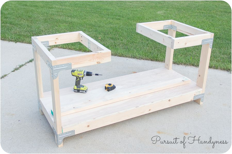 Building A Mobile Miter Saw Stand Miter Saw Table Mitre