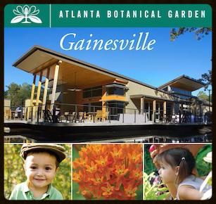 Gainesville Art Collections Atlanta botanical garden
