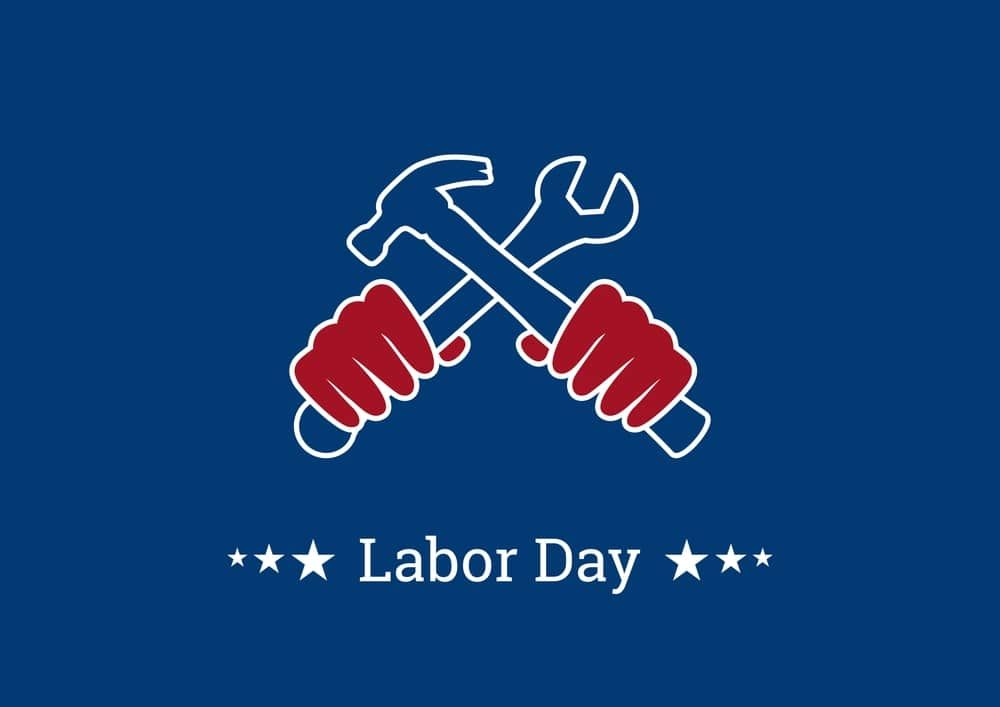 Labor Day Is An Unofficial Ending Of Summer In The United States Of America It Is A Public Holiday Celebrated On The Labor Day Clip Art Clip Art Free Clip Art