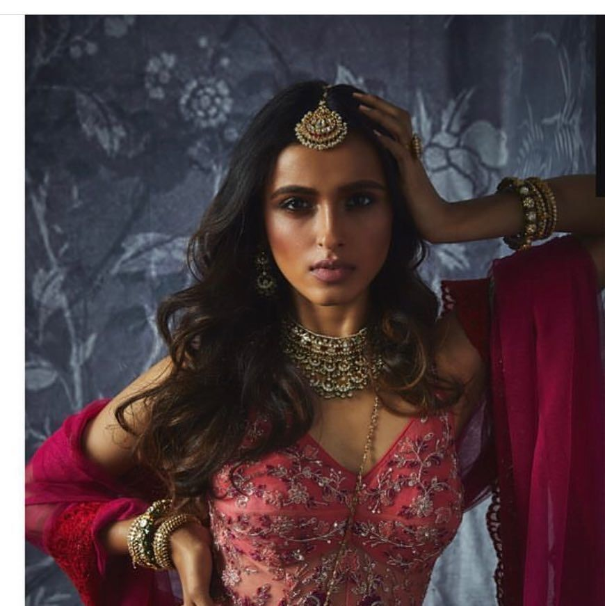 Top young fashion models in India