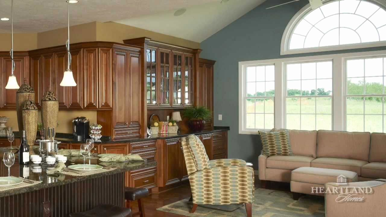 Living Room And Kitchen Color Idea Beautiful Choosing Inte